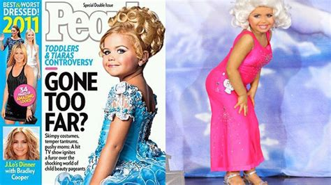 Toddlers And Tiaras Controversies Business Insider - child beauty pageants what are we doing to our daughters