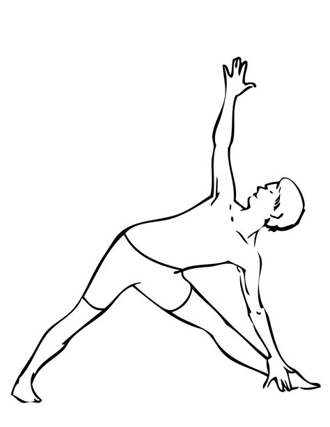 coloring pages yoga poses kids yoga coloring pages this is a free coloring pages to