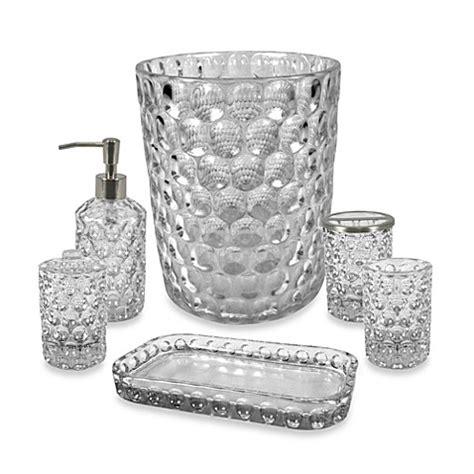clear glass bathroom accessories crystal ball glass bathroom accessories in clear bed