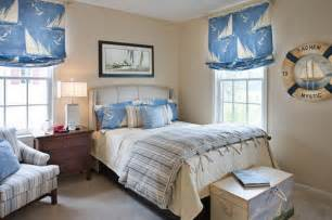 Bedroom decorated with beach theme one decor