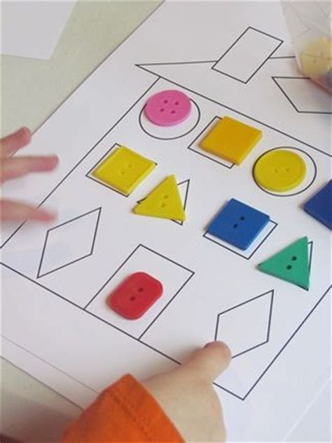 kindergarten pattern objectives gingerbread shapes and paper houses for preschool paper