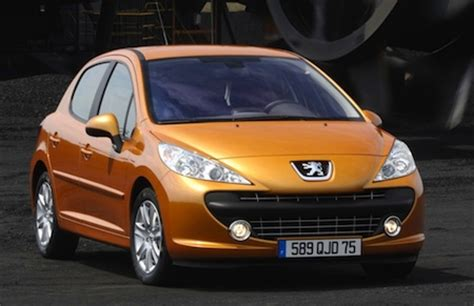 peugeot 207 year 2003 peugeot 208 picture courtesy peugeot the truth about cars