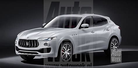 suv maserati breaking 2017 maserati levante suv leaks early