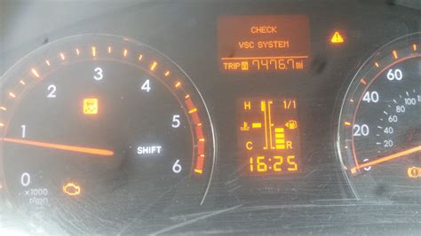 Toyota Fault Code 14 Toyota Avensis Fault Code C1201 Avensis Club Toyota