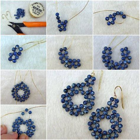 how to make bead earrings at home 20 diy jewelry ideas diy jewelry crafts with picture