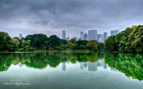 Landscape Photography New York Hdr Landscape Photography Of Central Park In New York