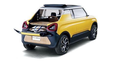 suzuki mighty deck suzuki concept cars for 2015 tokyo motor show revealed