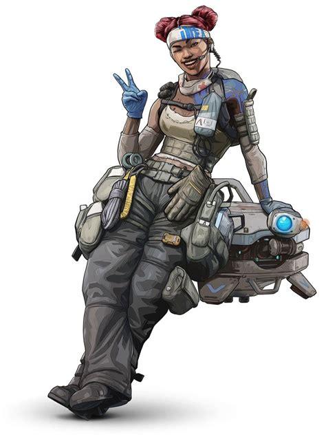 lifeline apex legends minecraft skin