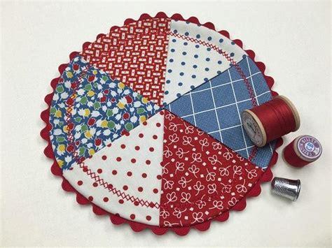 pattern quilted mug rug free sewing pattern free wheel mug rug tutorial
