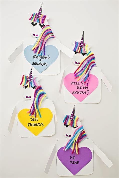 free printable unicorn valentine make a unicorn love card with free printable