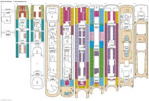 Carnival Sunshine Floor Plan oriana deck plans diagrams pictures video