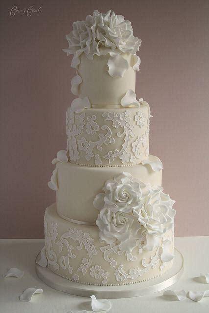 Wedding Cake Lace by Pasteles De Boda Pastel De Encaje Delicado 2042944