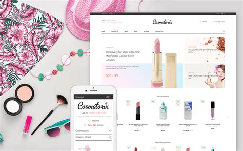 beauty supply store shopify theme