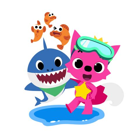 baby shark png hello pinkfong by smartstudy