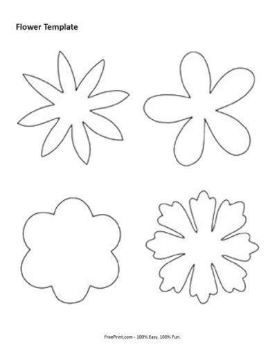 12 petal flower template free 12 petal flower template free template design