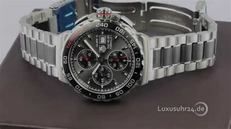 Tag Heuer Schumaker 1 tag heuer formula 1 automatik chronograph cau2011 ba0873 luxusuhr24 ratenkauf ab 20 monat