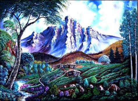 bob ross painting original price bob ross dreem land paintings for sale bob ross dreem land