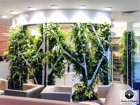paravent vegetal le salon chez corsairfly jardins de