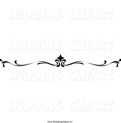 Wedding Border Vector by Free Vector Borders Clipart