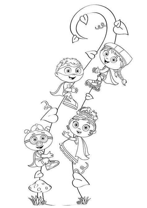 super why coloring pages games super why coloring pages 3 coloring pages for kids