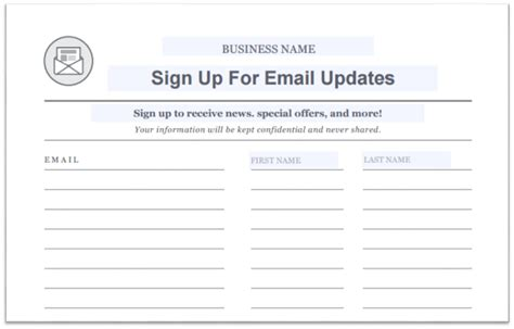 email mailing list template how purchased email lists can destroy your email marketing