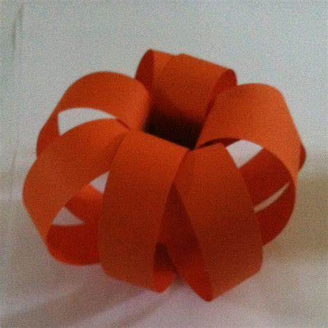 How To Make A Pumpkin With Construction Paper - mickey mouse paper pumpkin craft build a better mouse trip