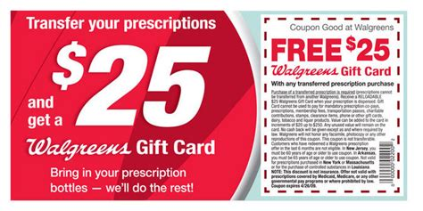 Gift Card For New Prescription 2017 - prescription transfer coupon 2017 2018 cars reviews