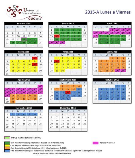 Calendario B Udg 2015 Calendario Centro Universitario De La Costa