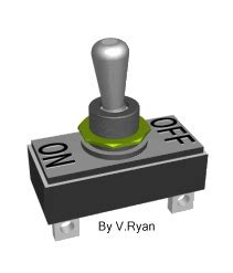 Saklar Dpst saklar dan tombol switch and push button