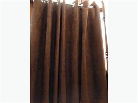 brown suede curtains brown suede curtains stourbridge dudley
