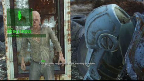 Failed Background Check After Offer Kid In A Fridge Fallout 4