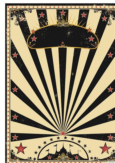Circus Poster Template Circus Poster Cer Van Pinterest Circus Poster Circus Circus And Circus Poster Template Free