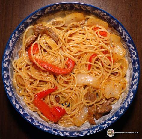 Harga Spaghetti La Fonte 1109 la fonte spaghetti with bolognese sauce the ramen