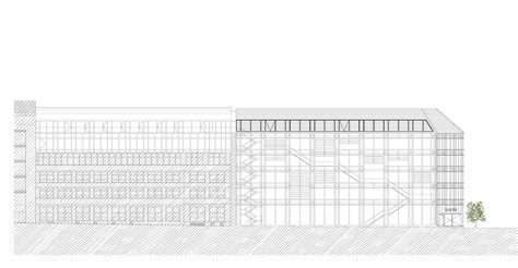 Architecture House Plan gallery of tamedia office building shigeru ban