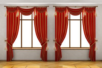 gardinen schals richtig aufhangen gardinen kleben so geht s