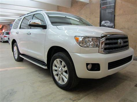 Toyota Sequoia For Sale In California 2011 Toyota Sequoia For Sale 5663cc Gasoline Automatic