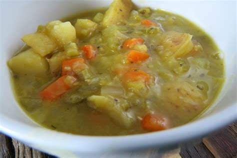 Chopped Pantry List by Hearty Split Pea Soup Eat Plants For Health