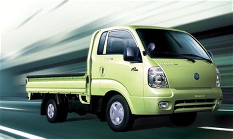 Kia Light Truck Kia Releases Photos And Technical Details Of New K Series