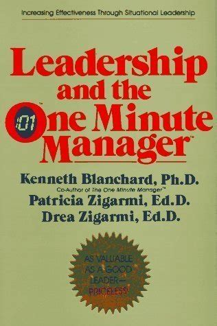 leadership and the one minute manager engels door one minute manager quotes quotesgram
