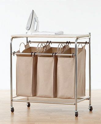 Neatfreak Hers Everfresh Laundry Triple Sorter With Neatfreak Laundry