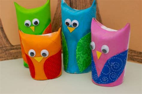 Paper Roll Crafts For Preschoolers - crafts ten great toilet paper roll crafts