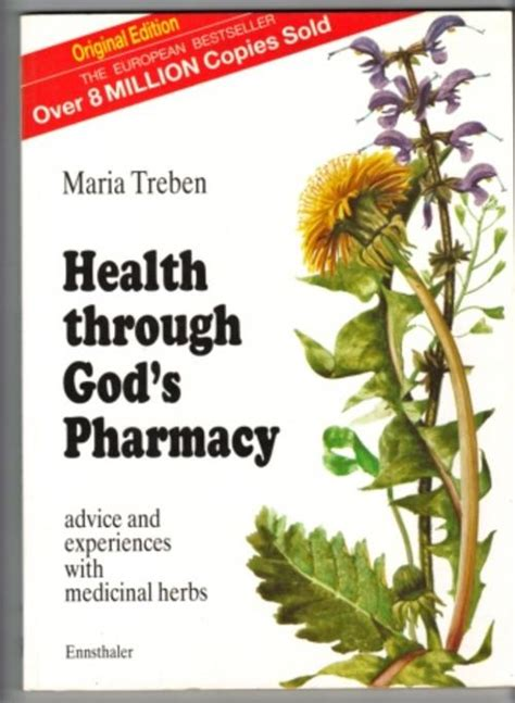 health mind body health through god s pharmacy maria treben was sold for r50 00 on 25 jul