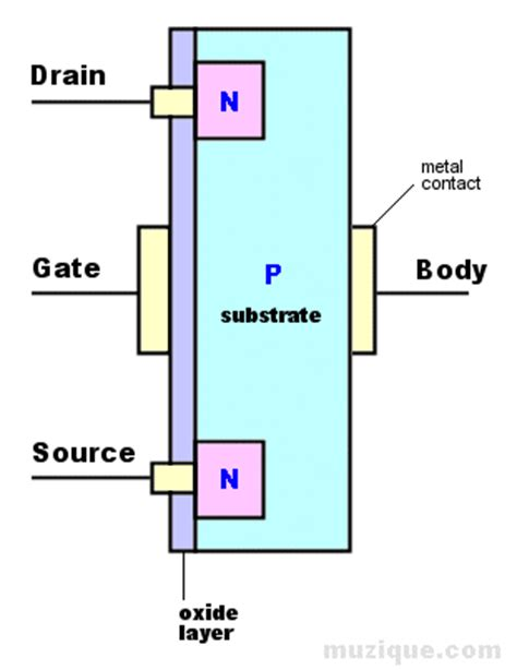 transistor gate drain jfet and mosfet comparison electronic circuits and diagram electronics projects and design