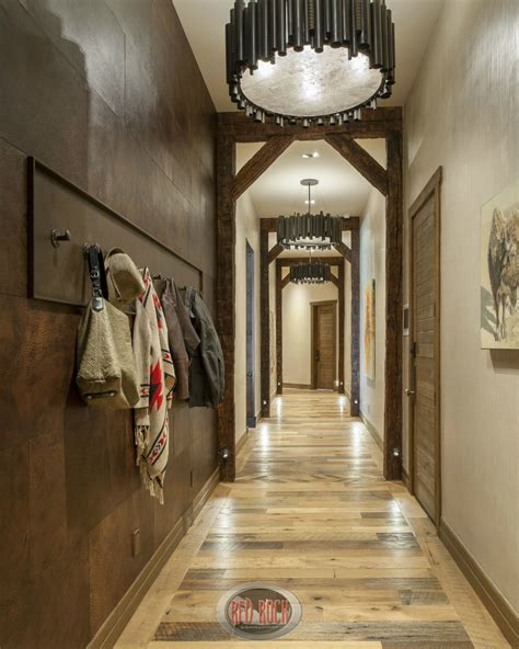 Foyer Hallway by 31 Custom Quot Jaw Dropping Quot Rustic Interior Design Ideas Photos
