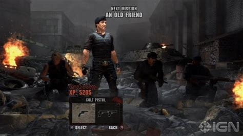 expandable game the expendables 2 video game free download