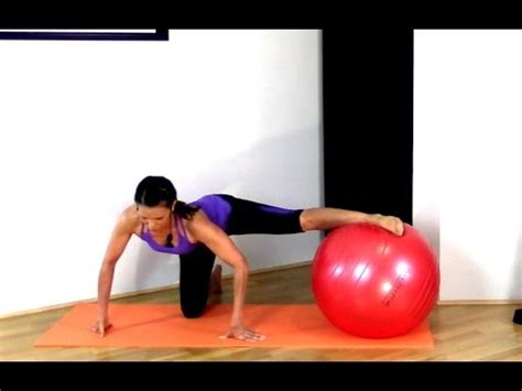 free exercise stability workout fit inner thighs and abs barlates blitz