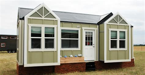 tiny house innovations unconventional tiny home for the road expands with the