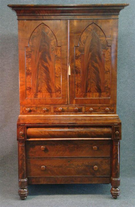 early 19th c american classical new york mahogany