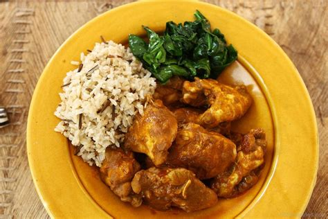 national cuisine of national dish moambe of gabon 123countries com