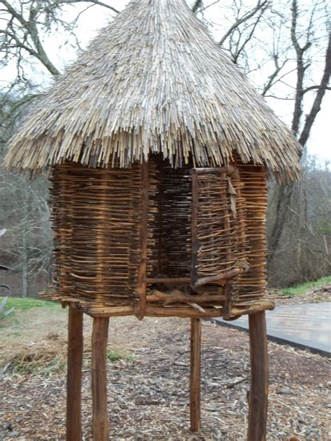 cherokee indian houses historical hayesville spike buck exhibit